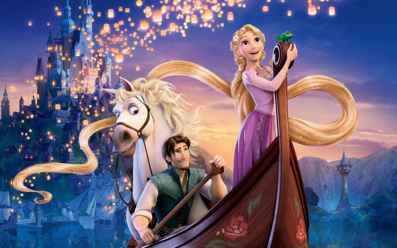 Çocuk Masalları, Rapunzel